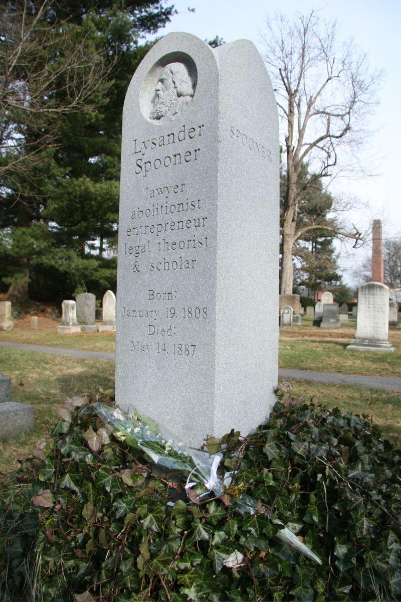 Spooner monument
